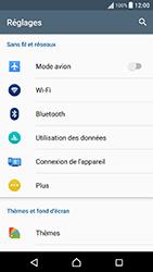 Sony Xperia X Performance (F8131) - Internet - Désactiver les données mobiles - Étape 4