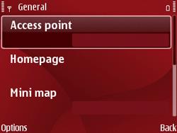 Nokia E63 - Internet - Manual configuration - Step 14