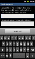 Samsung I8160 Galaxy Ace II - E-mail - Configurar correo electrónico - Paso 16