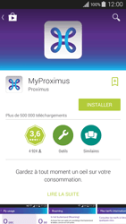 Samsung Galaxy A3 (2016) - Applications - MyProximus - Étape 8
