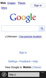 Nokia Lumia 620 - Internet - Internet browsing - Step 6