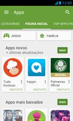 Huawei Y340 - Aplicativos - Como baixar aplicativos - Etapa 4