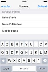 Apple iPhone 4s iOS 8 - E-mail - Configuration manuelle - Étape 15