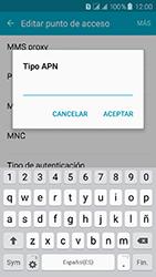 Samsung Galaxy J3 (2016) DualSim (J320) - Mensajería - Configurar el equipo para mensajes multimedia - Paso 12
