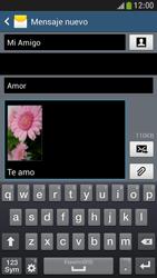 Samsung Galaxy S4 Mini - Mensajería - Escribir y enviar un mensaje multimedia - Paso 20
