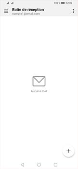 Huawei P Smart (2019) - E-mail - envoyer un e-mail - Étape 2