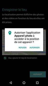 Motorola Moto E4 Plus - Photos, vidéos, musique - Prendre une photo - Étape 6