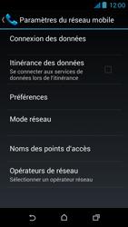 HTC Desire 310 - MMS - Configuration manuelle - Étape 6