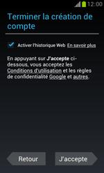 Samsung S7560 Galaxy Trend - Applications - Télécharger des applications - Étape 17