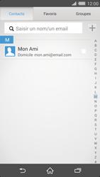 Sony Xperia Z2 - E-mails - Envoyer un e-mail - Étape 6