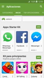 Samsung Galaxy A3 (2016) - Aplicaciones - Descargar aplicaciones - Paso 5
