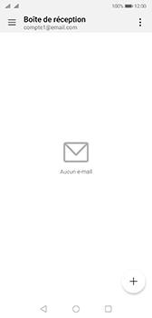 Huawei P20 Android Pie - E-mail - Configuration manuelle - Étape 3