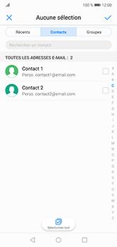 Huawei P20 Lite - E-mail - envoyer un e-mail - Étape 5