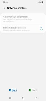 Samsung Galaxy A20e - Netwerk - gebruik in het buitenland - Stap 13