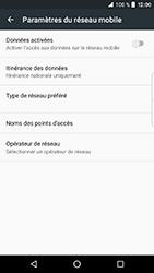 BlackBerry DTEK 50 - Internet - Utilisation à l