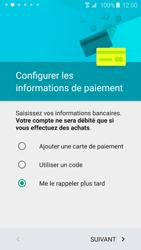 Samsung Galaxy S6 Edge - Premiers pas - Créer un compte - Étape 22