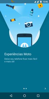 Motorola Moto G6 Play - Primeiros passos - Como ativar seu aparelho - Etapa 18
