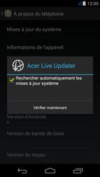Acer Liquid Jade Z - Réseau - Installation de mises à jour - Étape 7