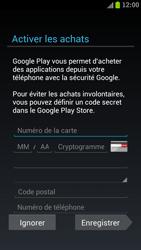 Samsung I9300 Galaxy S III - Applications - Créer un compte - Étape 12