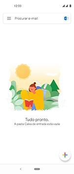 Motorola One Vision - Email - Como configurar seu celular para receber e enviar e-mails - Etapa 6