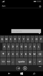 Nokia Lumia 735 - MMS - afbeeldingen verzenden - Stap 4
