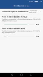 Huawei P9 Lite - Internet - Ver uso de datos - Paso 13