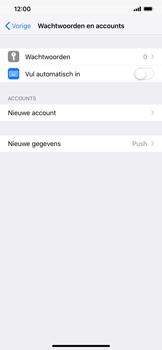 Apple iPhone XR - E-mail - Account instellen (POP3 zonder SMTP-verificatie) - Stap 4
