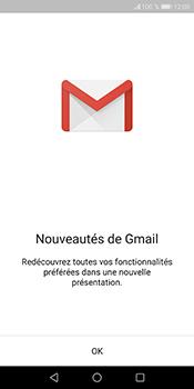 Huawei P Smart - E-mails - Ajouter ou modifier votre compte Gmail - Étape 4