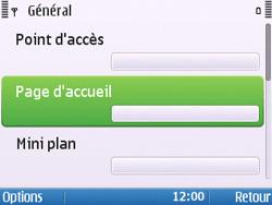 Nokia E5-00 - Internet - Configuration manuelle - Étape 26