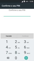 Alcatel Pop 3 - Segurança - Como ativar o código de bloqueio do ecrã -  6