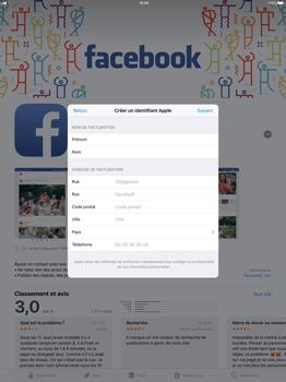Apple iPad Mini 4 - iOS 11 - Applications - Télécharger des applications - Étape 15