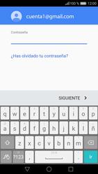 Huawei P9 - E-mail - Configurar Gmail - Paso 12