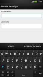 HTC One Mini - E-mail - Account instellen (POP3 met SMTP-verificatie) - Stap 19