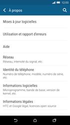 HTC One M9 - Réseau - Installation de mises à jour - Étape 6