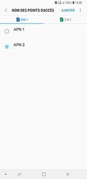 Samsung Galaxy A7 2018 - Premiers pas - Configurer l
