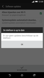 HTC One M8 - Software update - update installeren zonder PC - Stap 7