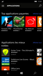 Microsoft Lumia 650 - Applications - Télécharger une application - Étape 8