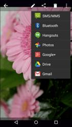Motorola Moto E (1st Gen) (Lollipop) - Photos, vidéos, musique - Prendre une photo - Étape 14