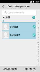 Huawei Ascend Y530 (Model Y530-U00) - Contacten en data - Contacten overzetten via Bluetooth - Stap 6