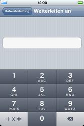 rufweiterleitung iphone 4 löschen