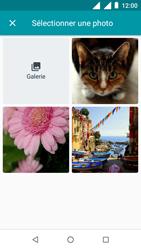 Nokia 1 - MMS - envoi d'images - Étape 13