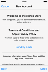 Apple iPhone 4s iOS 8 - Applications - Downloading applications - Step 11