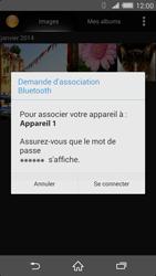 Sony Xperia Z2 - Photos, vidéos, musique - Envoyer une photo via Bluetooth - Étape 12