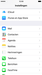 Apple iPhone 5s (iOS 10) - contacten, foto