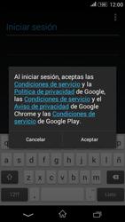 Sony Xperia E4g - E-mail - Configurar Gmail - Paso 12