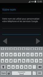 Samsung A500FU Galaxy A5 - Applications - Créer un compte - Étape 6