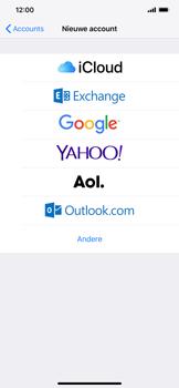 Apple iPhone XS Max - E-mail - e-mail instellen: IMAP (aanbevolen) - Stap 5