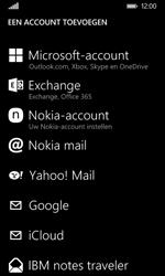 Nokia Lumia 635 - E-mail - Handmatig Instellen - Stap 6