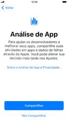 Apple iPhone 7 - iOS 13 - Primeiros passos - Como ativar seu aparelho - Etapa 28