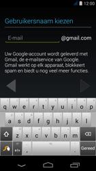 Acer Liquid Jade S - apps - account instellen - stap 8